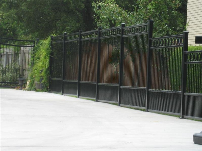 Top Wire Fence Panels