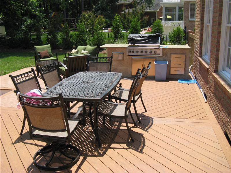 Trex Deck Photos : Rickyhil Outdoor Ideas - How To Protect ...