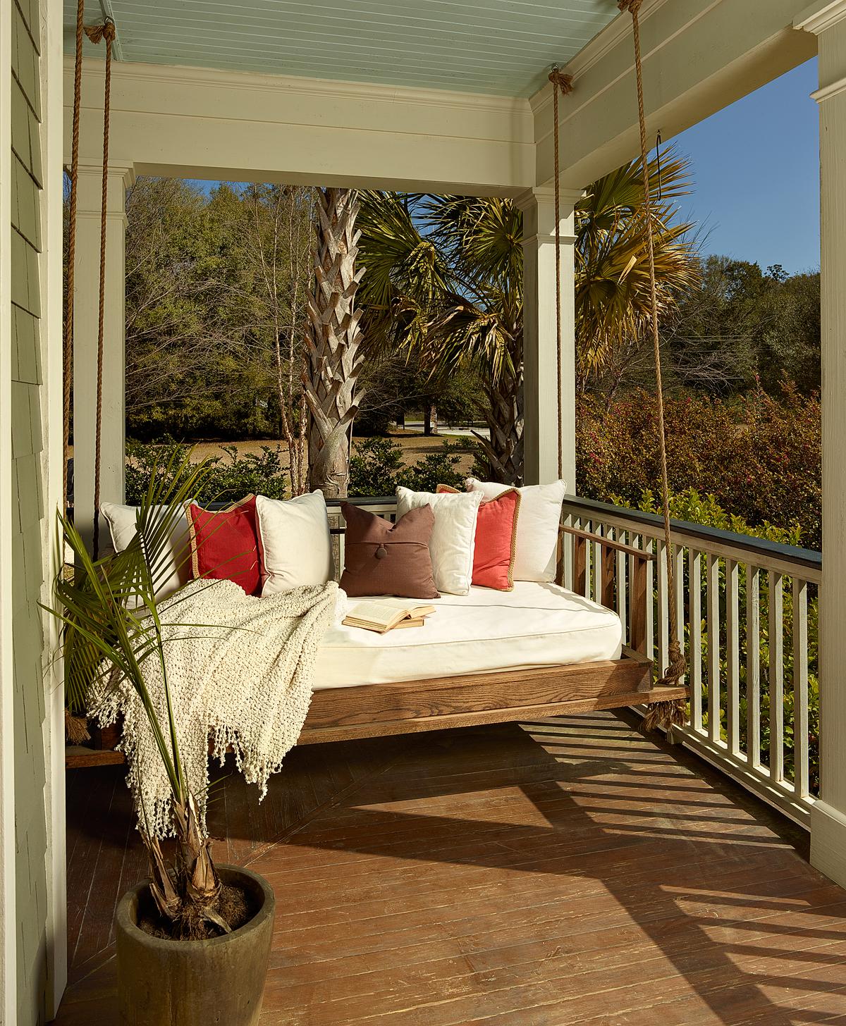 Vintage Porch Swings Porch