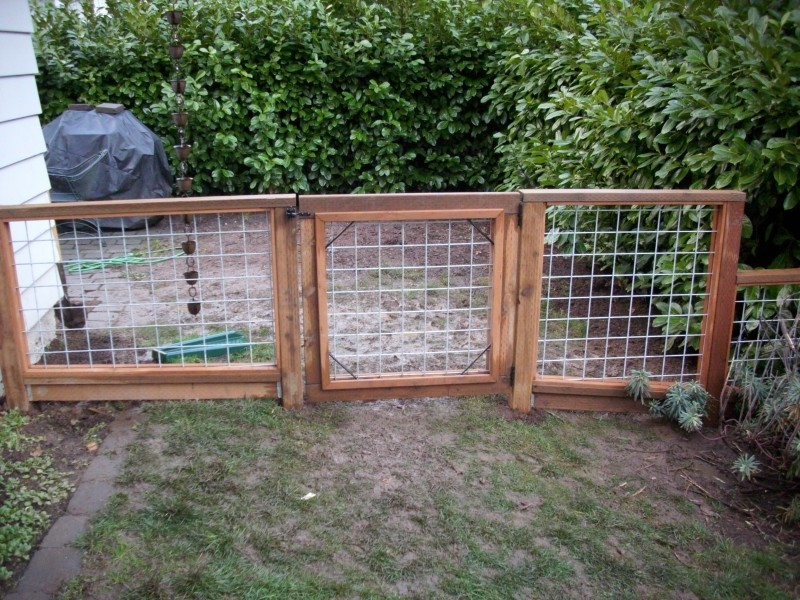 Wire Fence Panels Design
