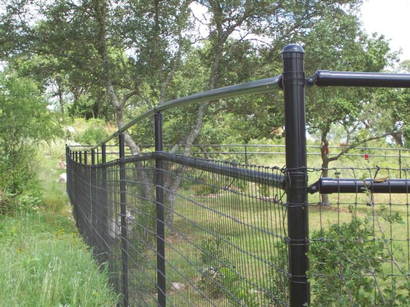 Wire Fence Panels Gallery