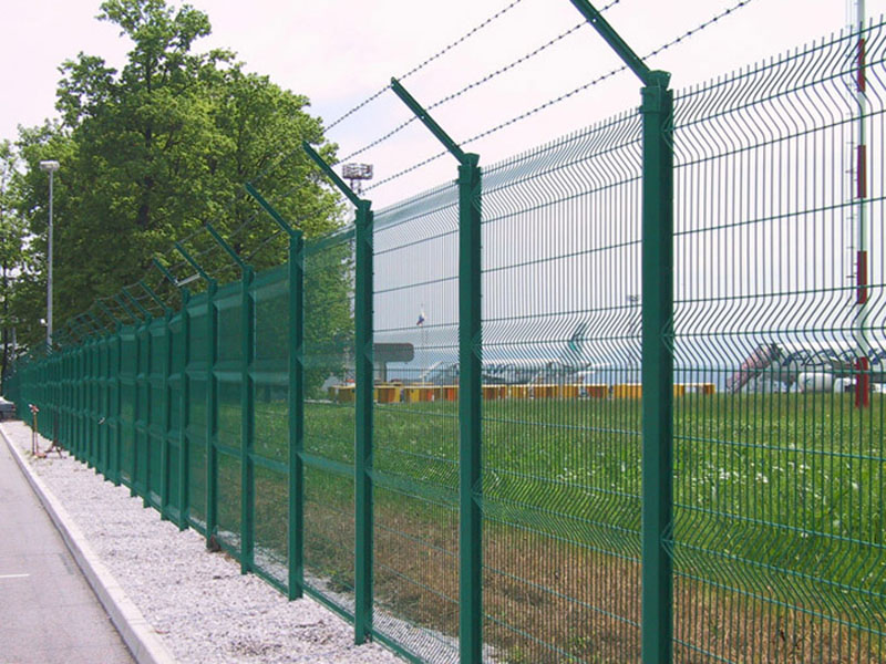 Wire Fence Panels Image