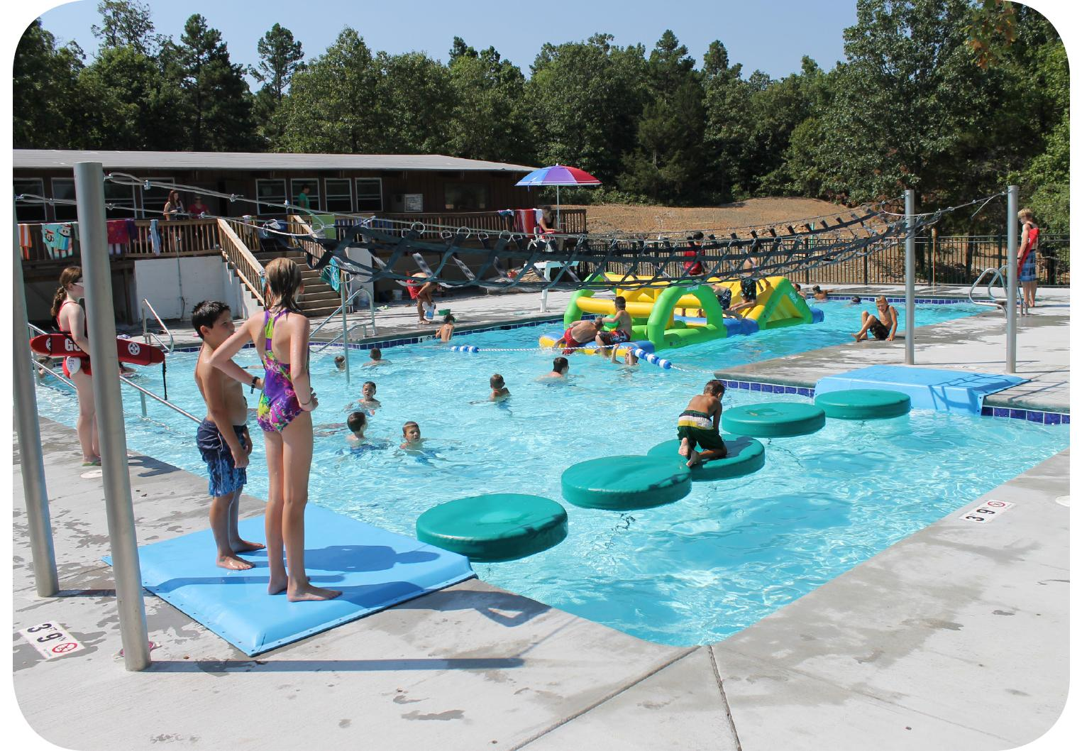 Ymca Swimming Pool For Summer
