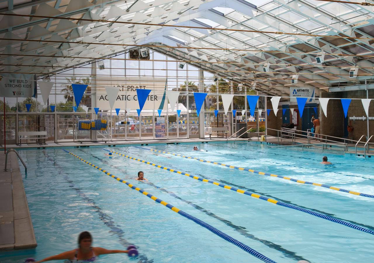 Ymca Swimming Pool Indoor