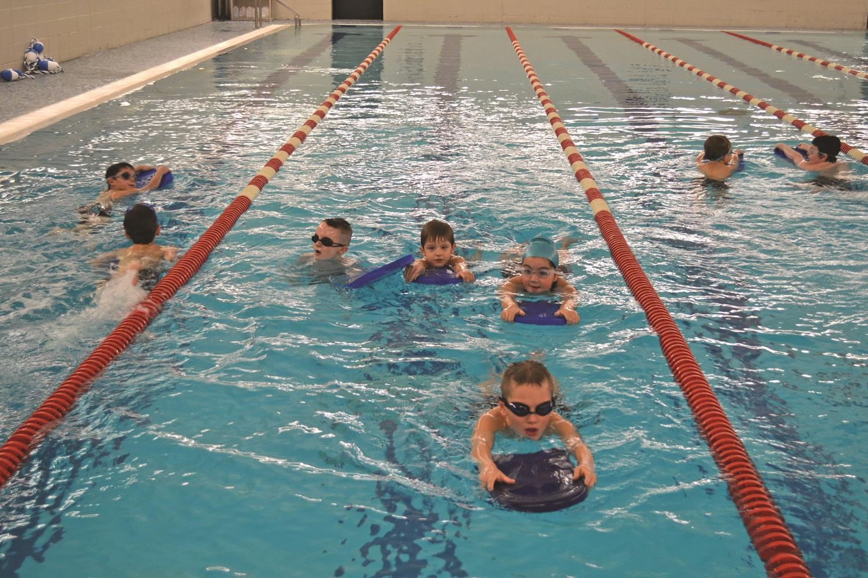 Ymca Swimming Pool Lesson