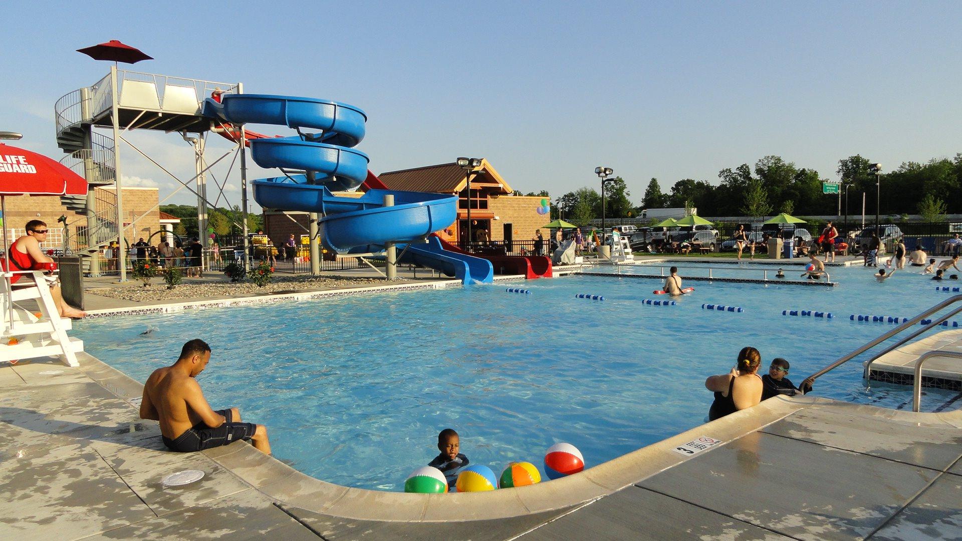 Ymca Swimming Pool Outdoor