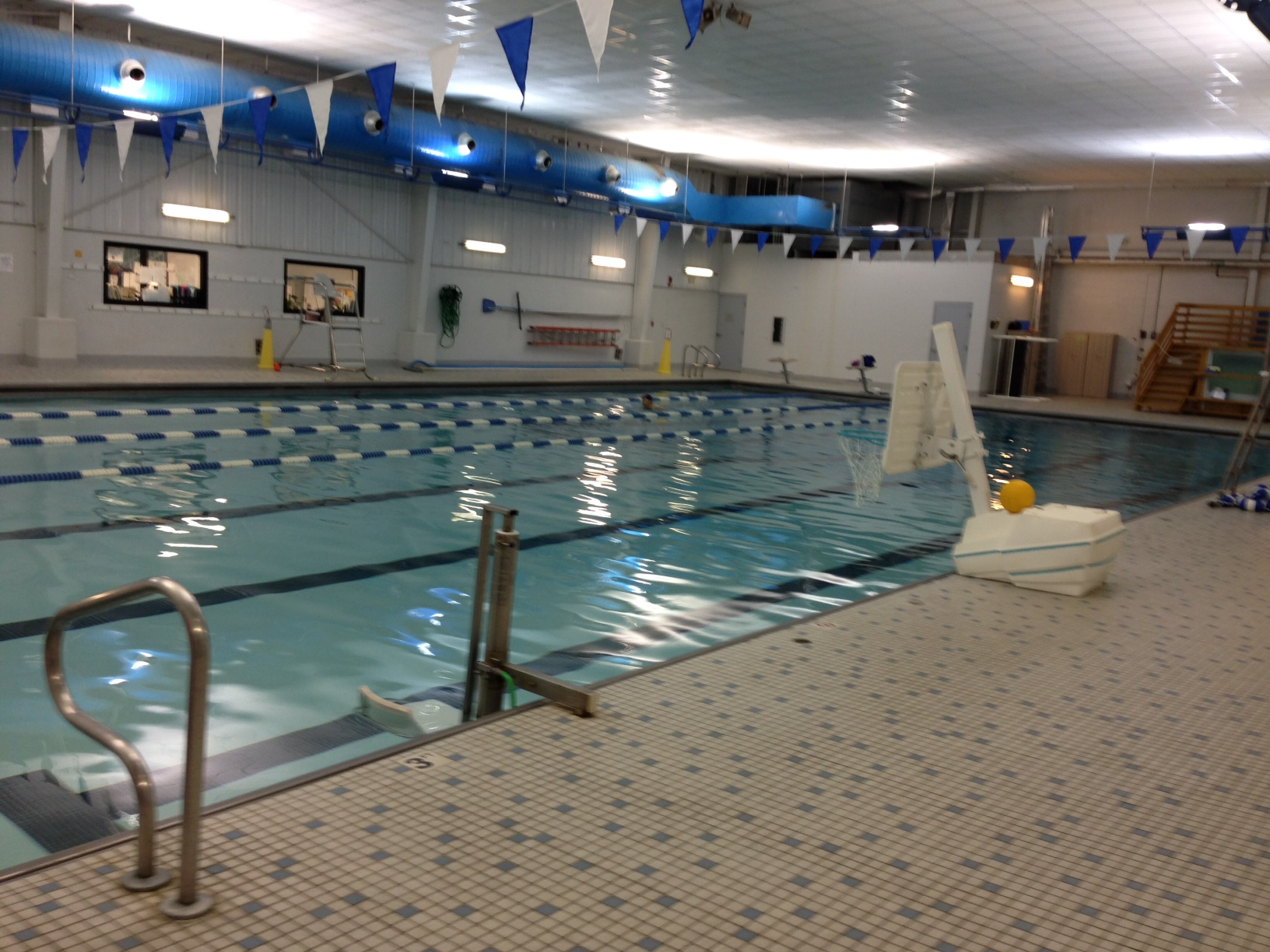 Ymca Swimming Pool To Adult