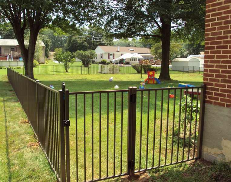 Aluminum Fencing Design
