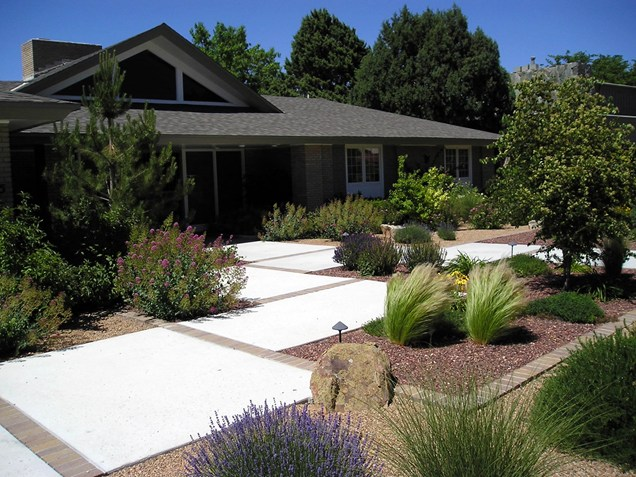 Benefit Of Xeriscape Front Yard