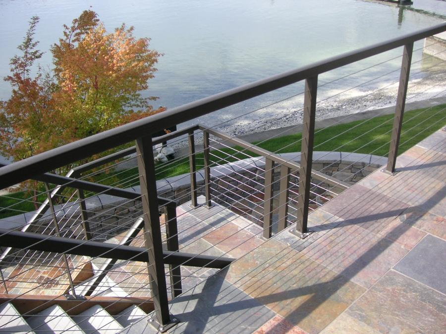 Cable Deck Railing Beautiful