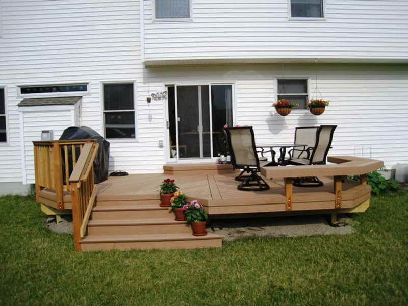 How To Floating Deck Plans : Rickyhil Outdoor Ideas ... on Floating Patio Ideas id=44458