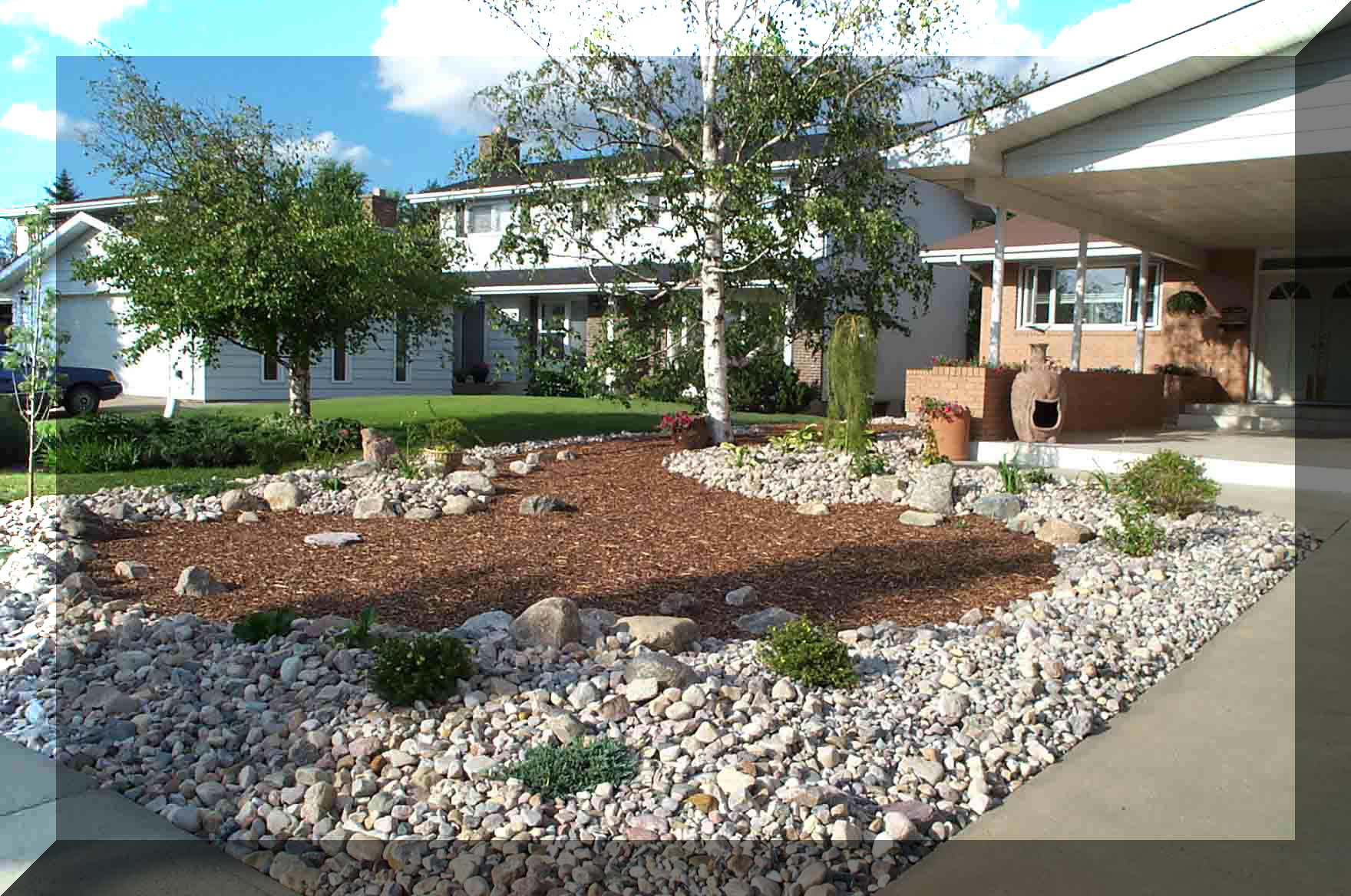 Find Out Xeriscape Front Yard — Rickyhil Outdoor Ideas on Backyard Xeriscape Designs id=29238