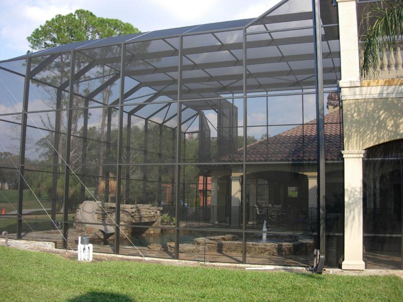 ... Ideas Patio Screen Enclosure ...