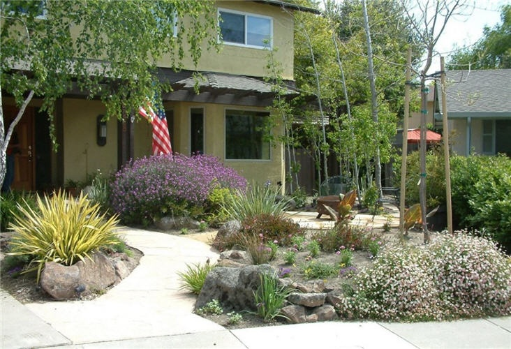 What Is Xeriscape Front Yard