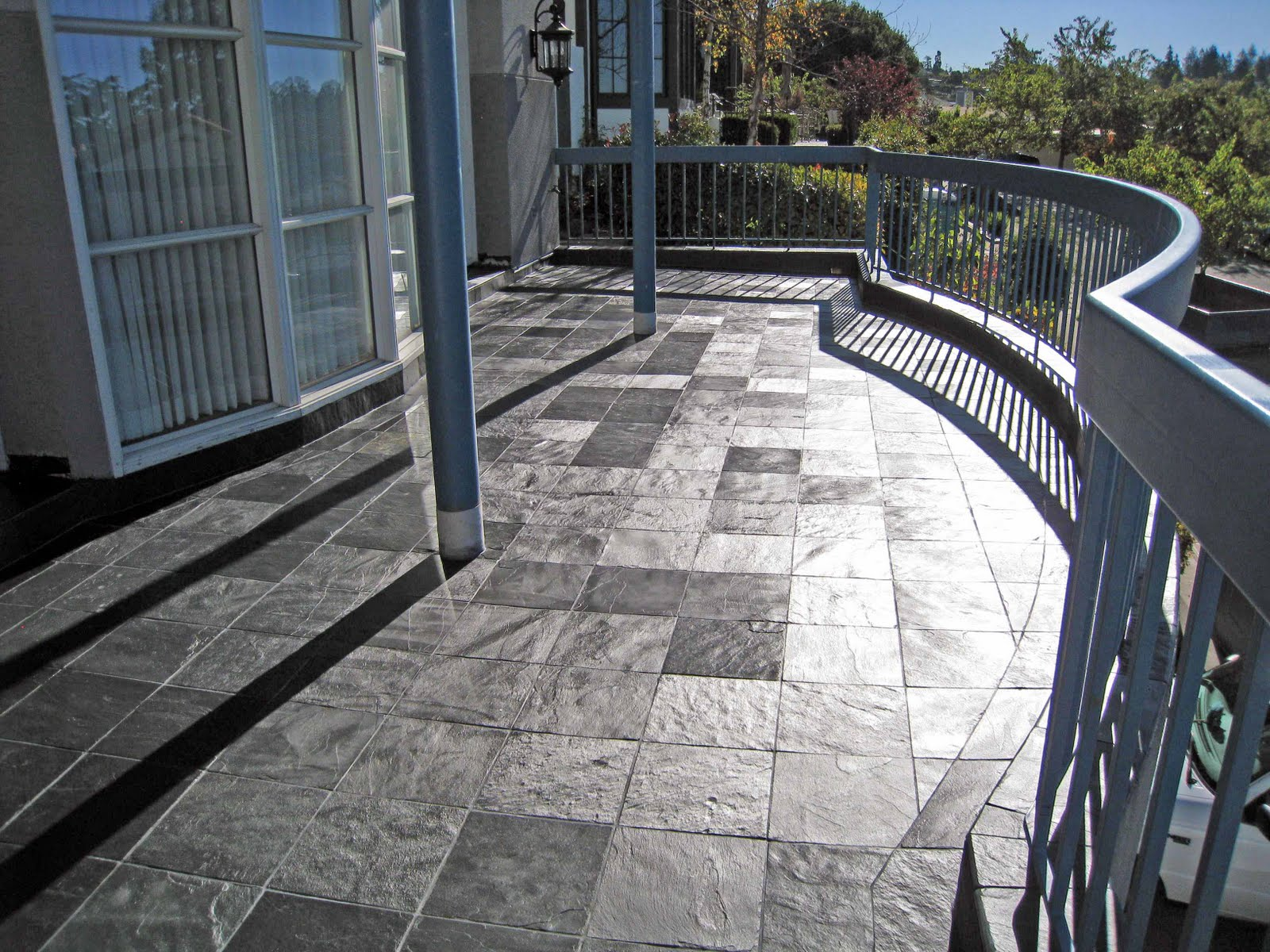 Porcelain Outdoor Tile For Decks