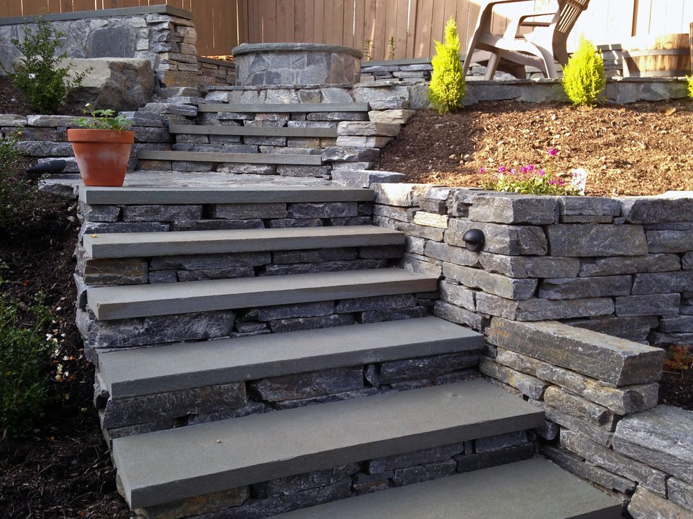 Garden Outdoor Stair Tread
