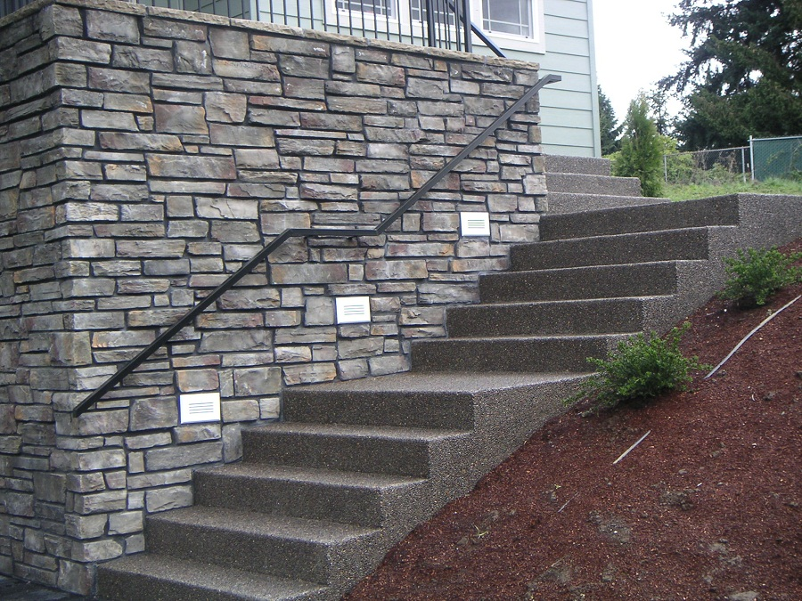Stair Treads Outdoor Patio