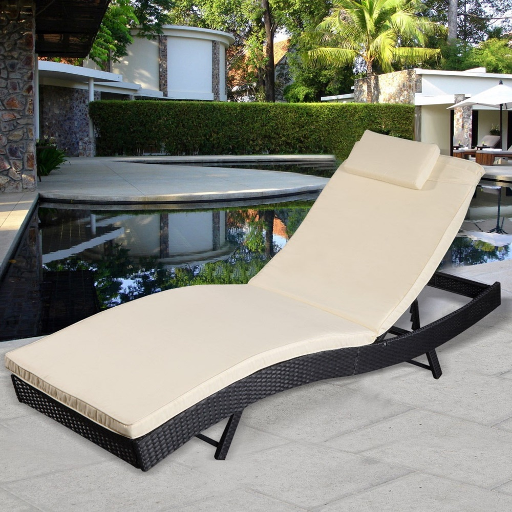 Luxury Pool Chaise Lounge
