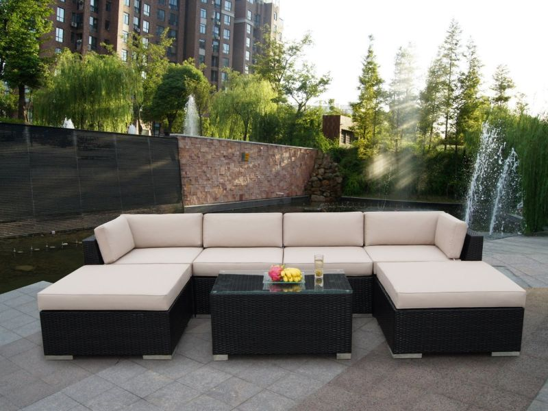Outdoor Patio Sectional Design