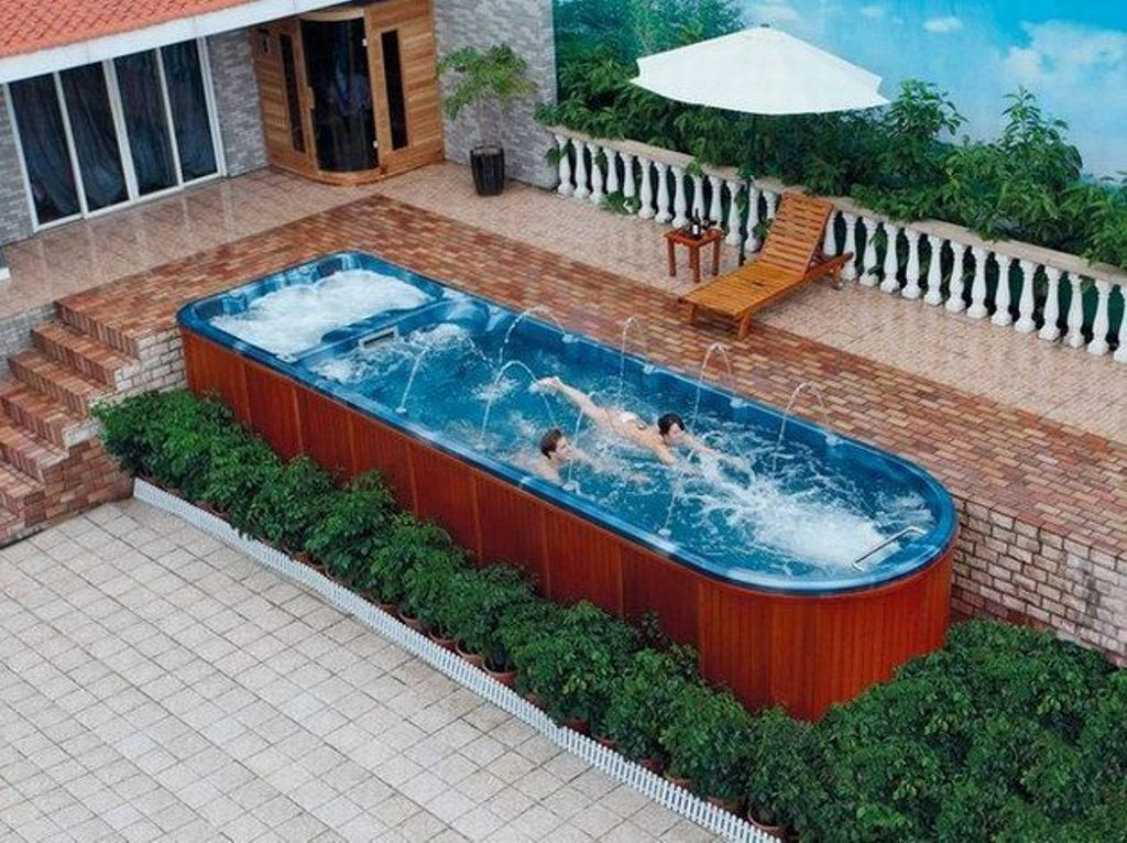 The Idea Of Above Ground Lap Pool — Rickyhil Outdoor Ideas