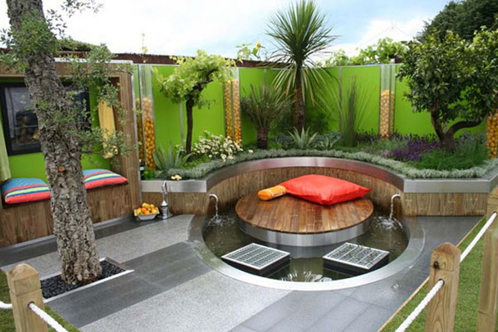 Assesories Landscaping Ideas For Small Backyards