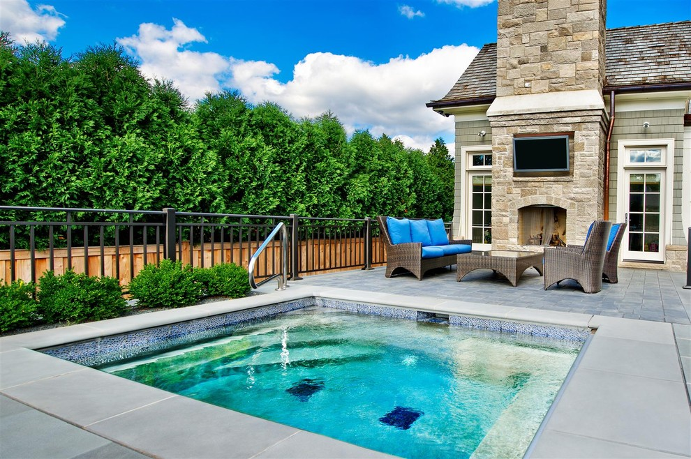 Beautiful Pools For Small Backyards