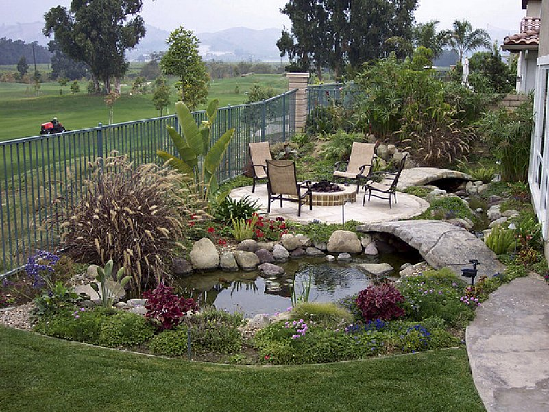 Best Landscaping Ideas For Backyards