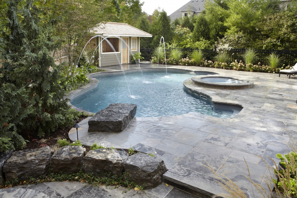 Master Hot Tub Pool Combo