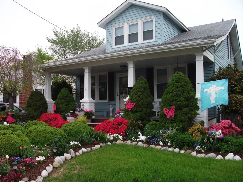 Nice Front Yard Landscaping Plants