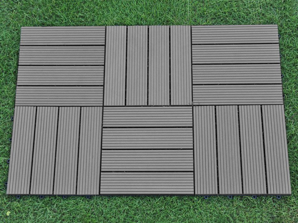 Perfect Composite Deck Tiles