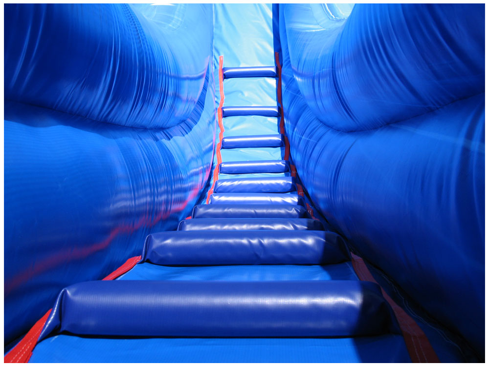 Perfect Water Slide Jumpers