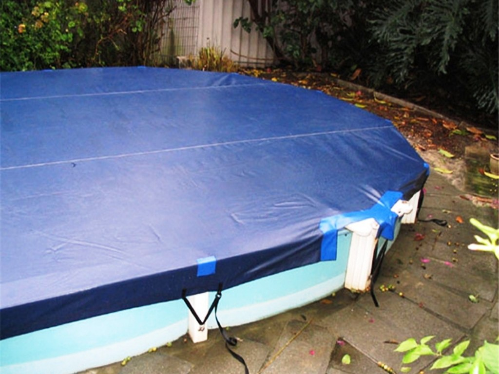 Popular Above Ground Pool Covers