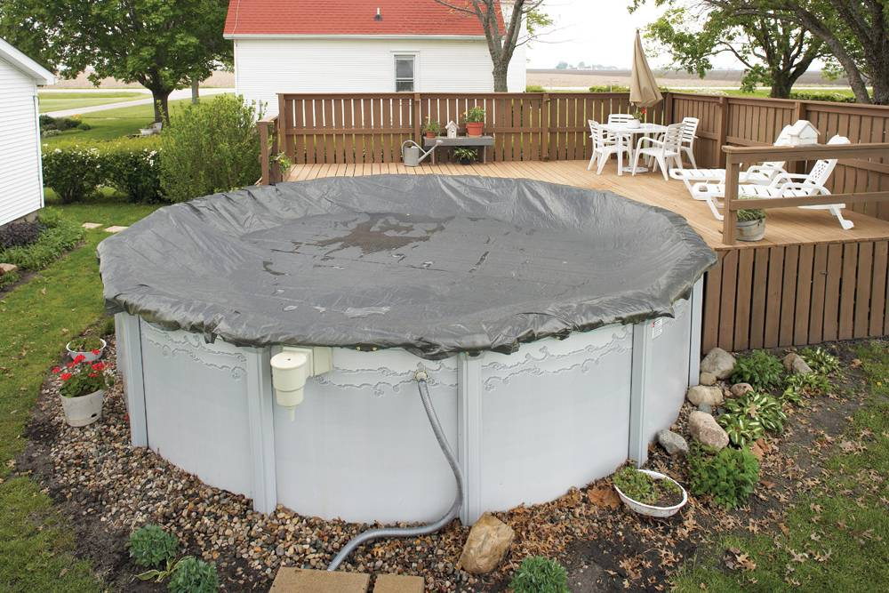 Simple Above Ground Pool Covers