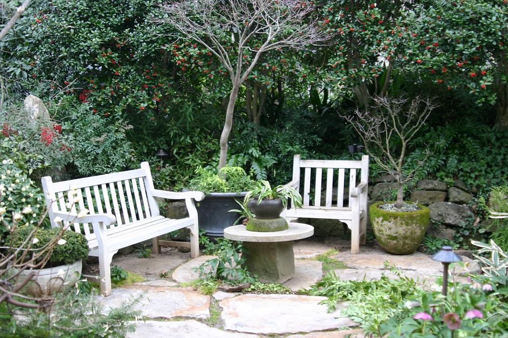 Standart Courtyard Landscaping