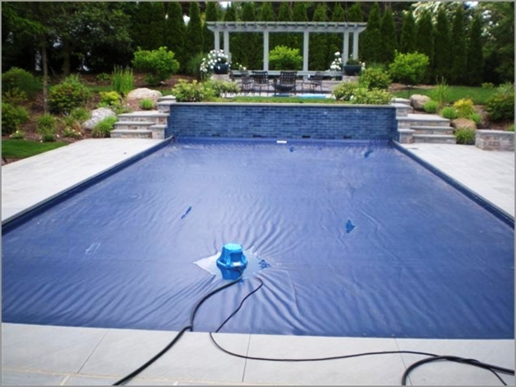 Stylish Above Ground Pool Covers