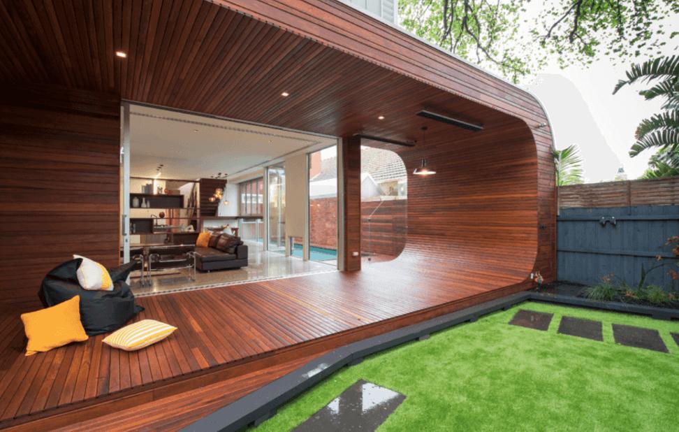 2017 Modern Deck Ideas