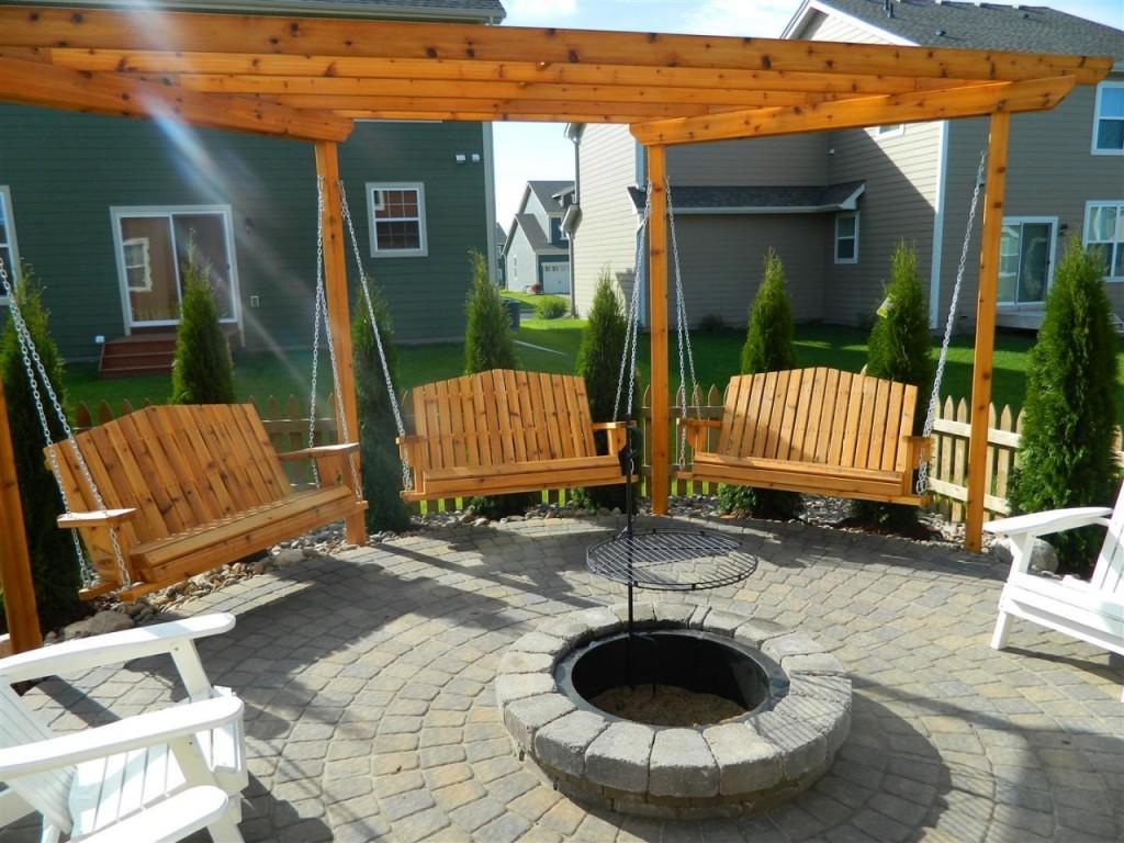 Amazing Backyard Swings