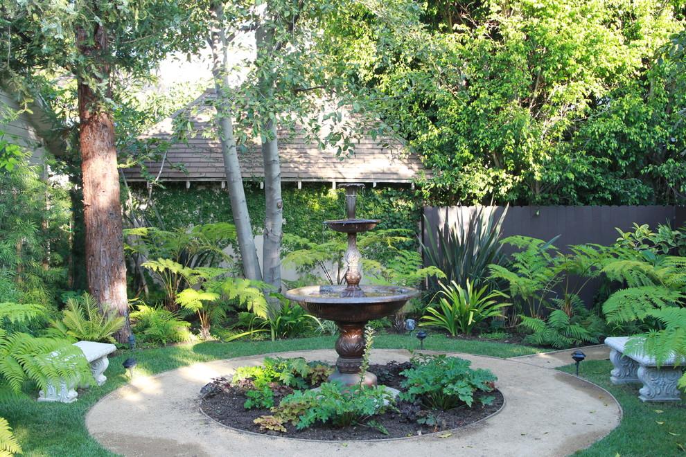 Awesome Backyard Water Fountain
