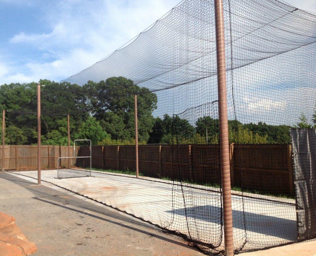 Backyard Batting Cages And Pitching Machine — Rickyhil ...