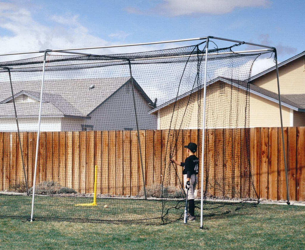 Backyard Batting Cages Images