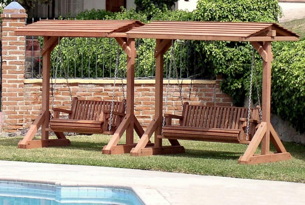 Backyard Swings Ideas