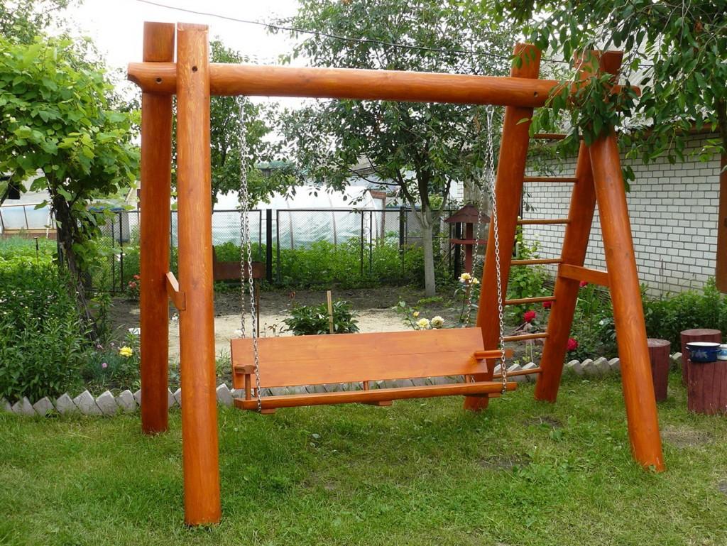 Backyard Swings Style