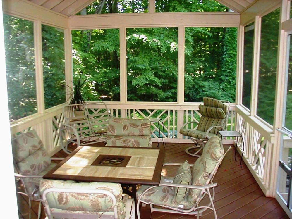 Best Screened Porches