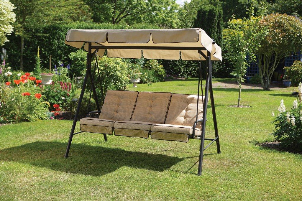 Contemporary Backyard Swings