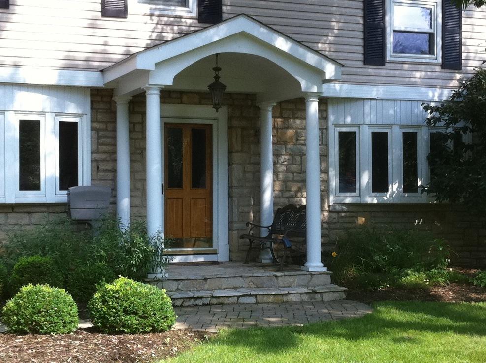 Front Porch Columns Design