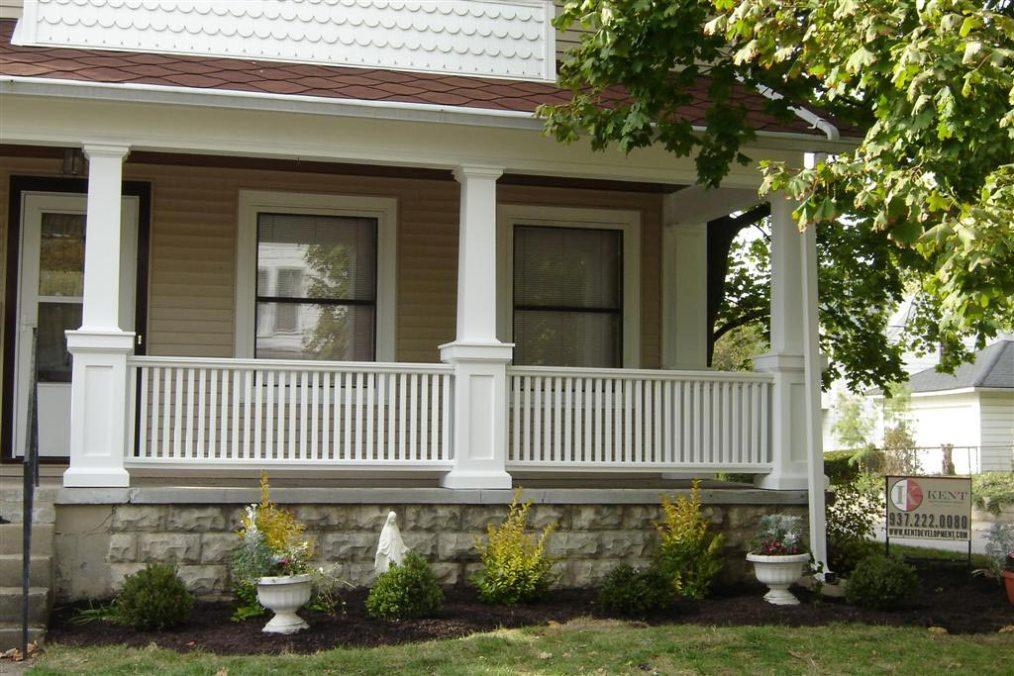 Front Porch Columns Ideas Pictures