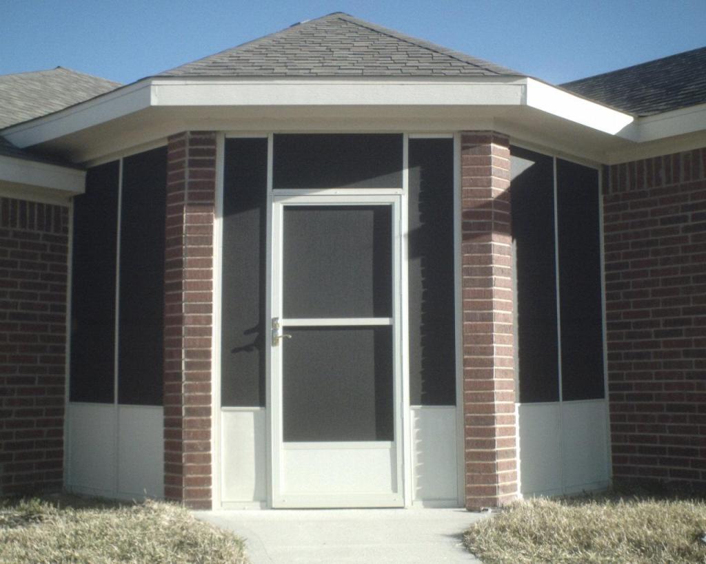 Front Porch Enclosures