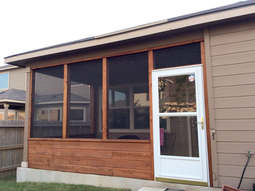 Glass Porch Enclosures
