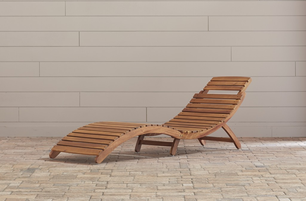 Great Patio Chaise Lounge