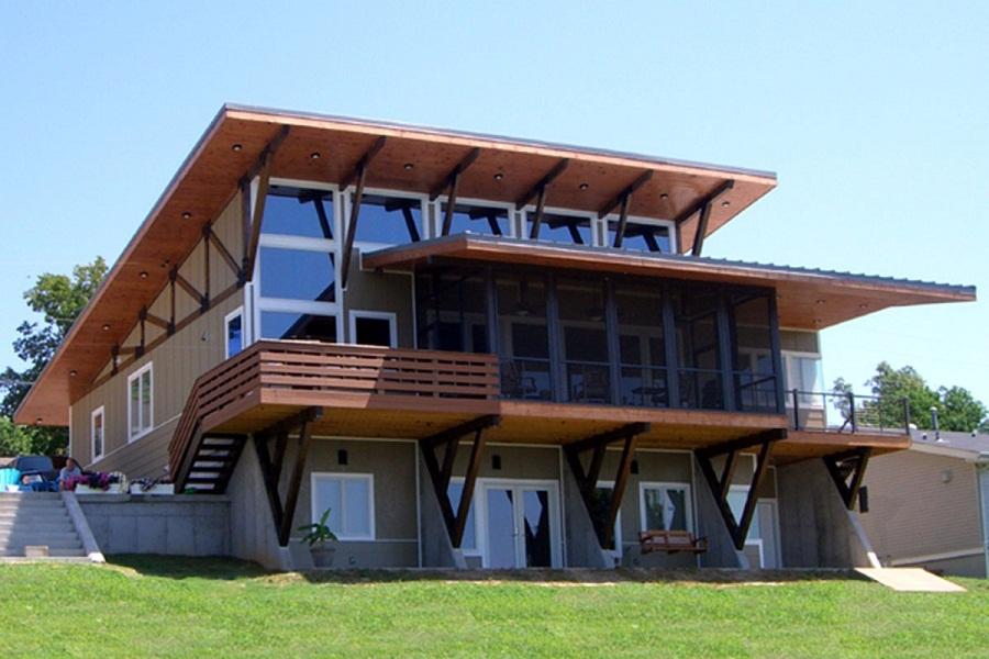 Home Screen Porch Panels